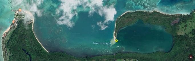 No Mans Land Google Maps
